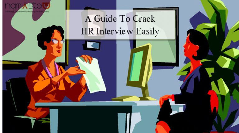 A Guide To Crack HR Interview Easily