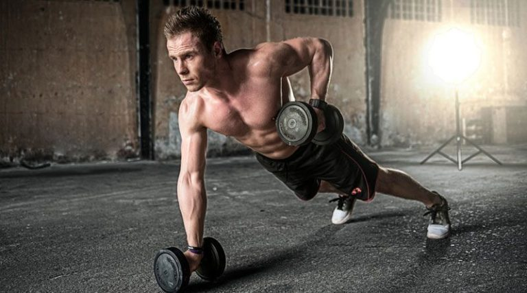 Best Exercises for Men to Stay in Shape