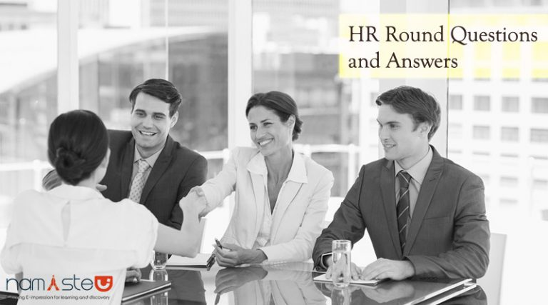 Top 10 HR Round Questions And Answers