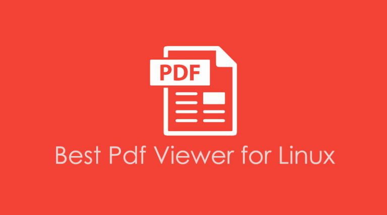 8 Best Pdf Viewer for Linux