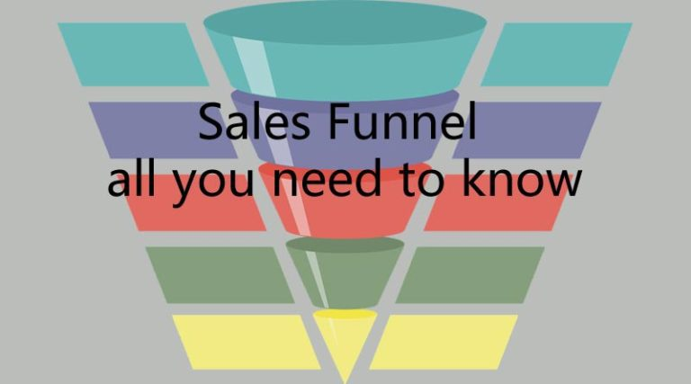Sales Funnel – all you need to know