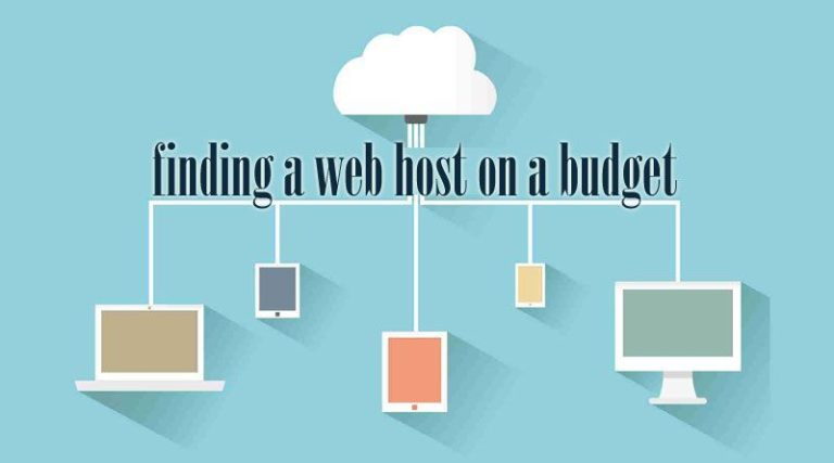 5 Tips to finding a web host on a budget