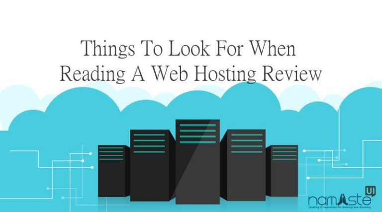 4 Things To Look For When Reading A Web Hosting Review
