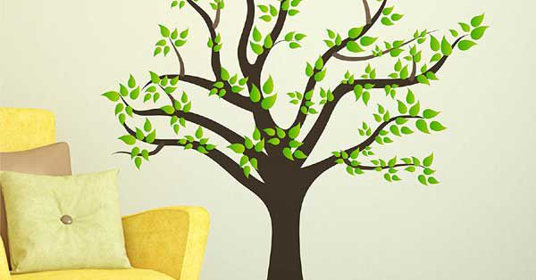 Inspiring Wall Sticker Designs for a Pop of Art