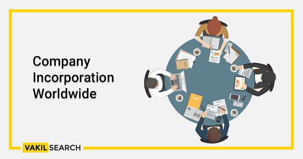 What is Company Incorporation?