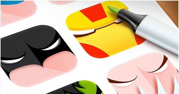 How To Design A Perfect Icon For Your Mobile App
