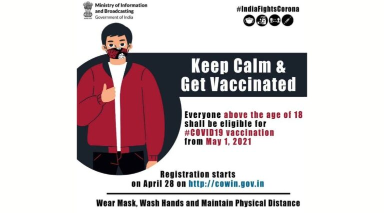Covid-19 vaccine registration to open for all adults at 4pm
