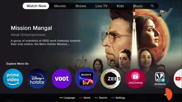 Reliance Jio TV Plus: Users can watch Netflix, Amazon Prime, Disney…