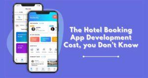 Hotel Booking App Development