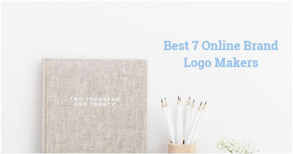 2021 Best 7 Online Brand Logo Makers