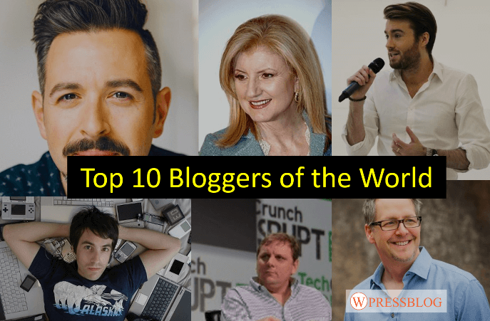 Top 10 Highest Earning Bloggers Of The World In 2020