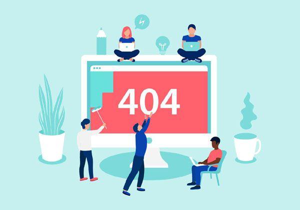 404 Custom Error Page