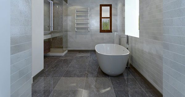 A Simple Guide To Cover Your Bathroom Floor