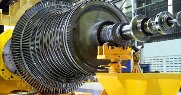 Investing in Designing Gas Turbines for Power Generation