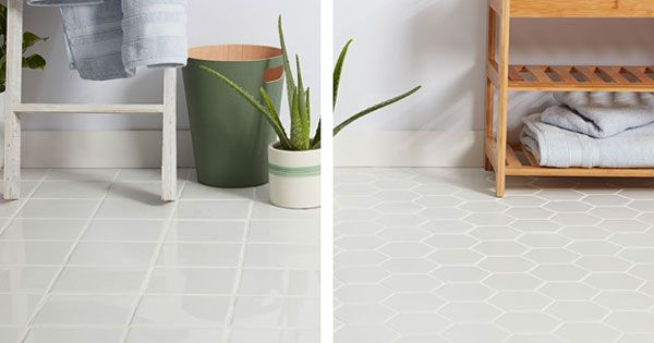 Laying Porcelain Stoneware On The Floor